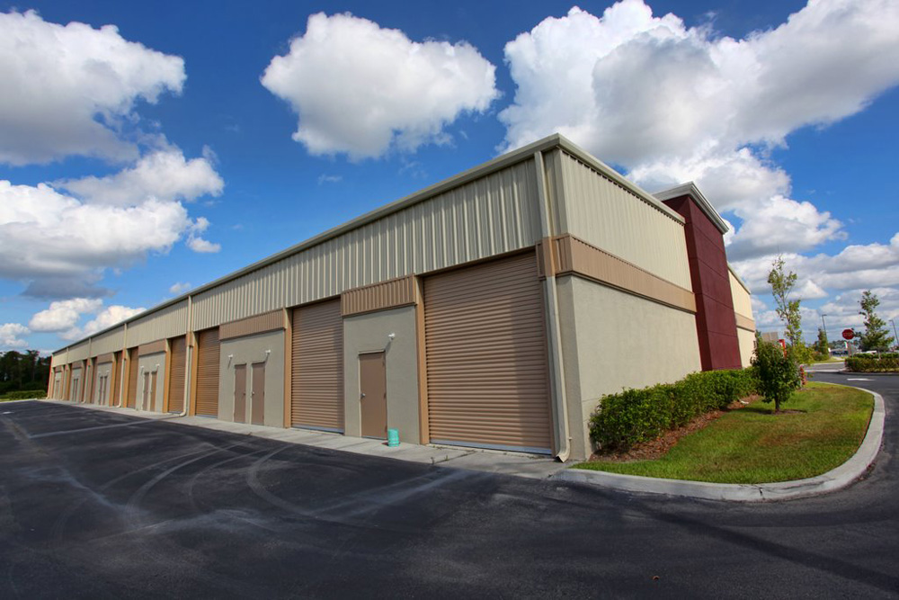 Building 2167 orangewood business park industrial for Flex space